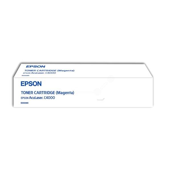 Epson Toner S050089 magenta C13S050089