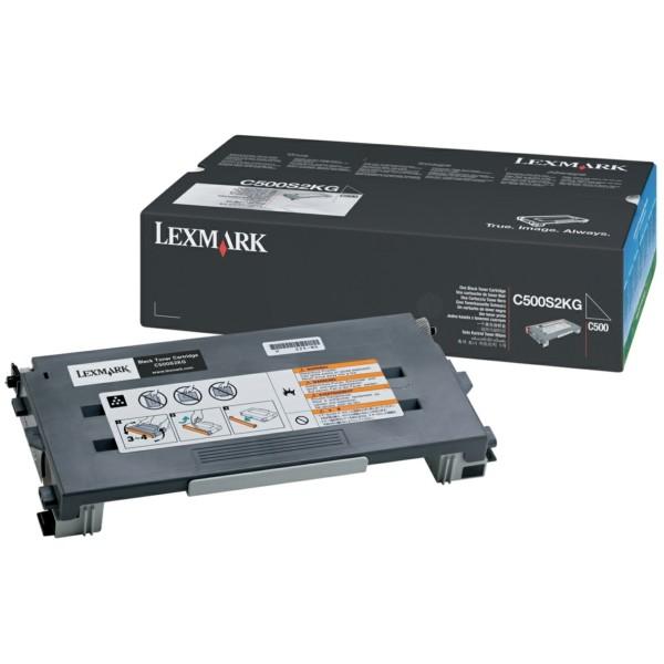 Lexmark Toner C500S2KG schwarz