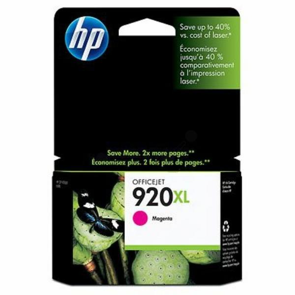 HP Tintenpatrone Nr. 920XL magenta CD973AE