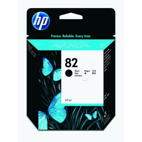 HP Tintenpatrone Nr. 82 schwarz CH565A
