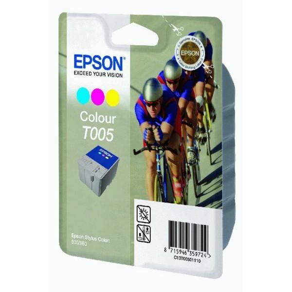 Epson Tintenpatrone T005 color C13T00501110