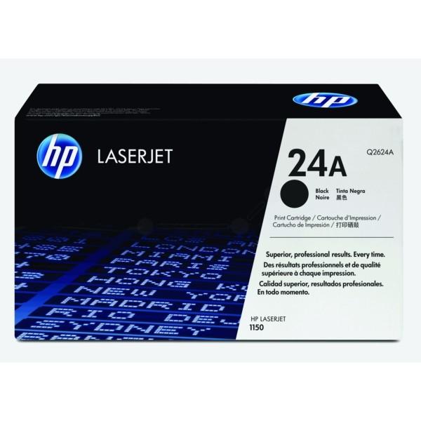 HP Toner 24A schwarz Q2624A