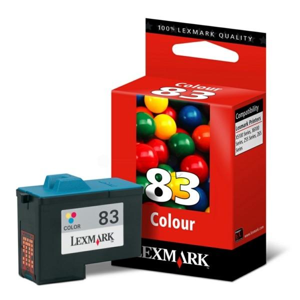 Lexmark Druckkopf Nr. 83 HC color 18LX042