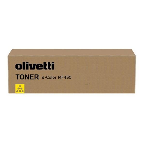 Olivetti Toner B0652 gelb