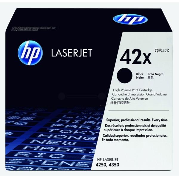 HP Toner 42X schwarz Q5942X