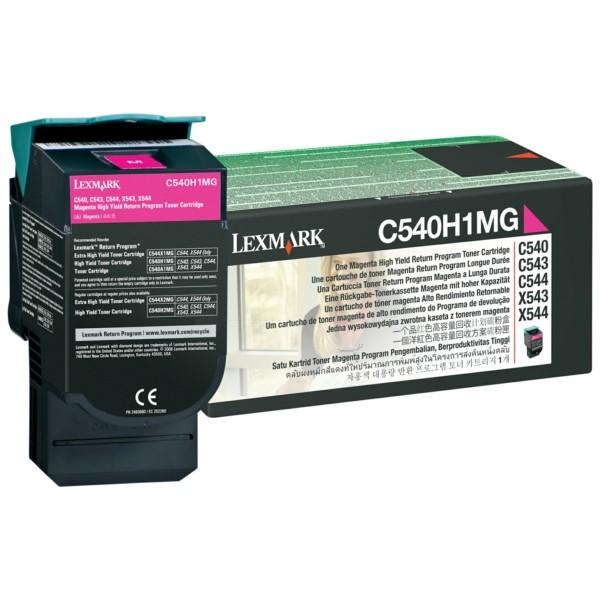 Lexmark Toner C540H1MG magenta