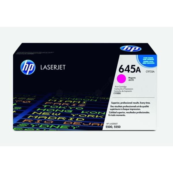 HP Toner 645A magenta C9733A