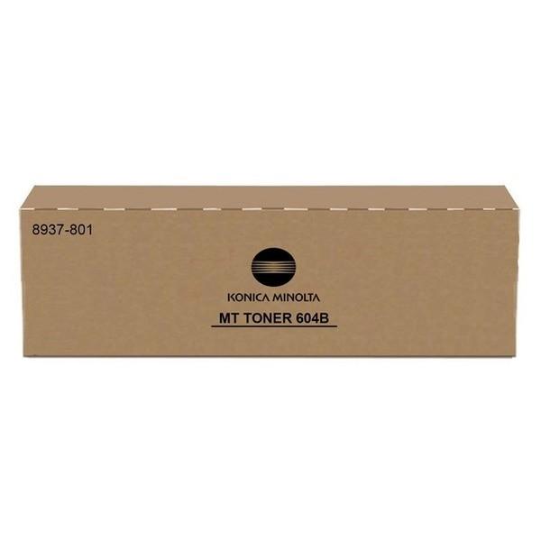 Konica Minolta Toner EP-604B schwarz 8937-801
