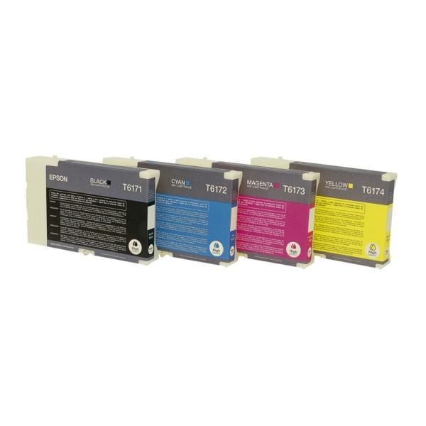Epson Tintenpatrone T6174 gelb C13T617400
