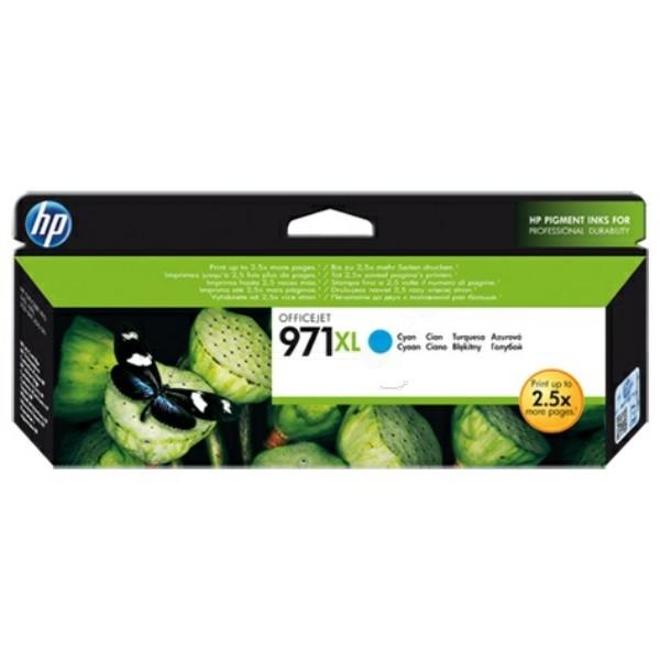 HP Tintenpatrone Nr. 971XL cyan CN626AE