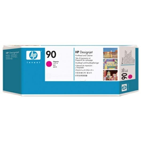 HP Druckkopf Nr. 90 magenta C5056A