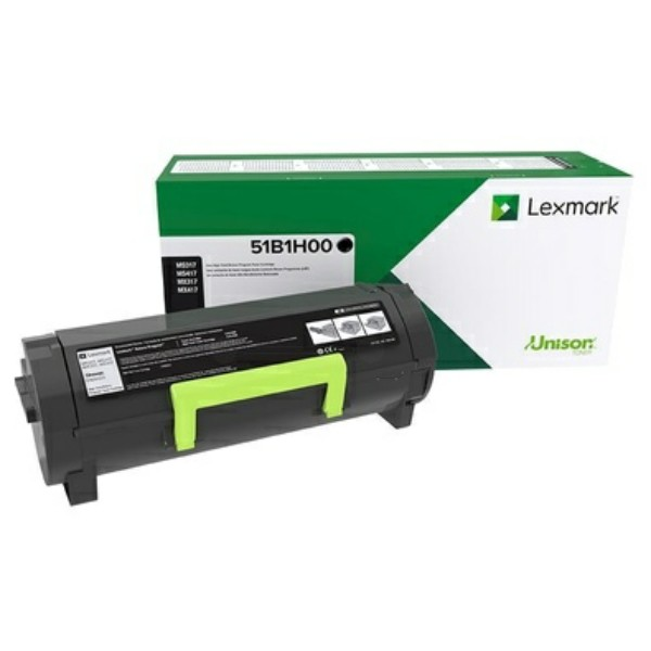 Lexmark Toner 51B2H00 schwarz