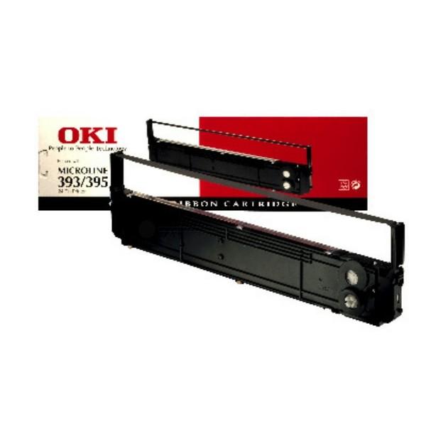 OKI Nylonband 09002311 schwarz
