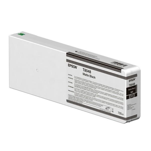 Epson Tintenpatrone T8047 schwarz hell C13T804700