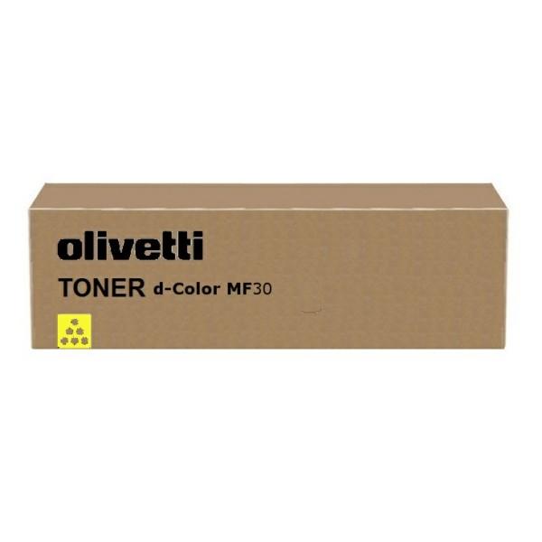 Olivetti Toner B0578 gelb