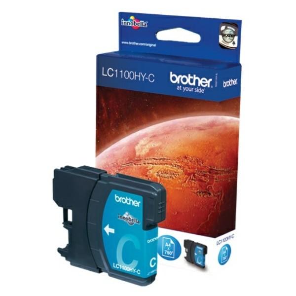 Brother Tintenpatrone LC-1100HYC cyan