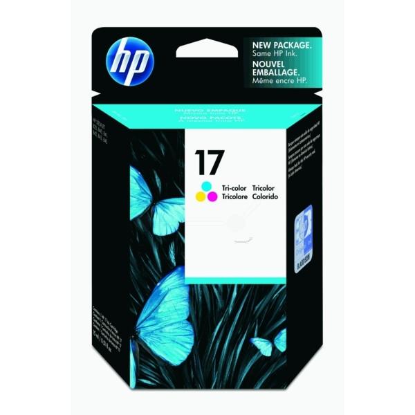 HP Druckkopf Nr. 17 color C6625AE