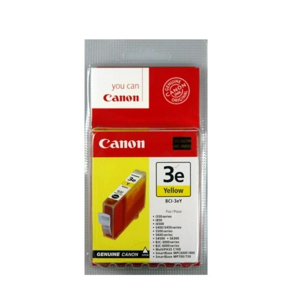 Canon Tintenpatrone BCI-3eY gelb 4482A002