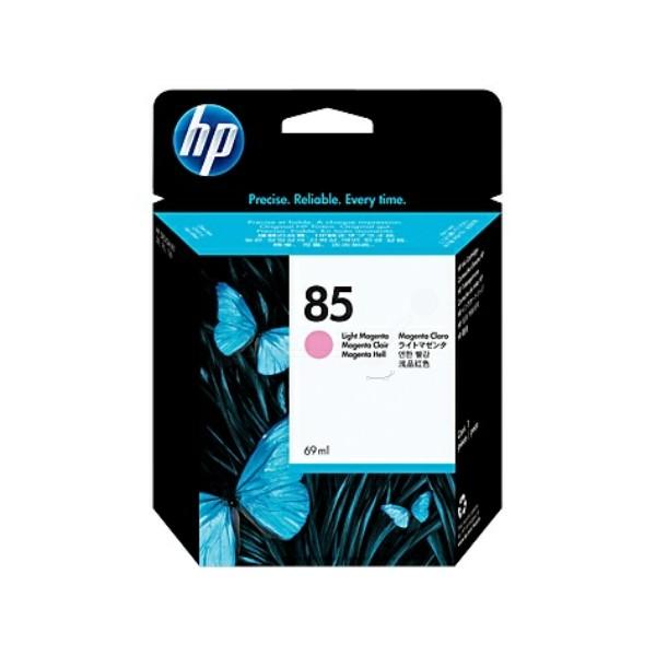 HP Tintenpatrone Nr. 85 magenta hell C9429A