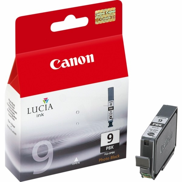 Canon Tintenpatrone PGI-9PBK schwarz hell 1034B001
