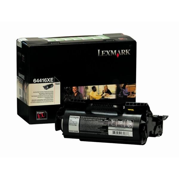 Lexmark Toner 64416XE schwarz