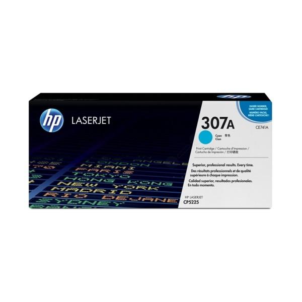 HP Toner 307A cyan CE741A