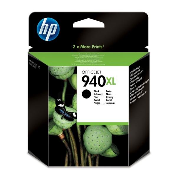 HP Tintenpatrone Nr. 940XL schwarz C4906AE