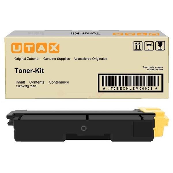 Utax Toner 4441610016 gelb