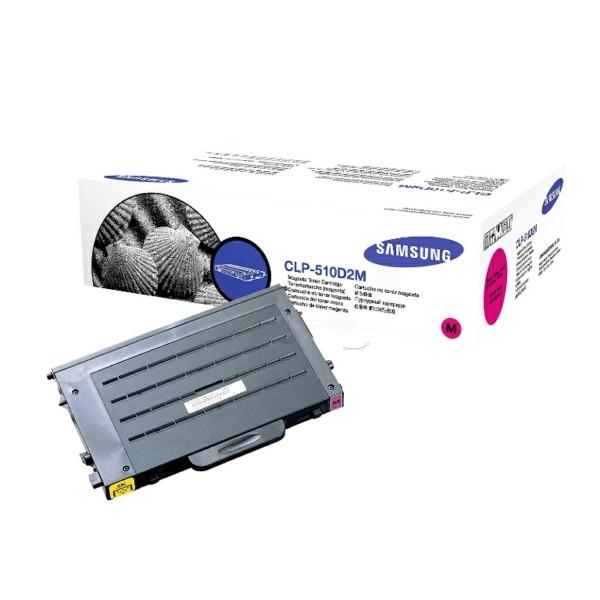 Samsung Toner CLP-510D2M magenta