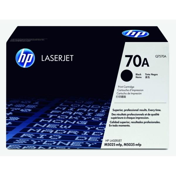HP Toner 70A schwarz Q7570A