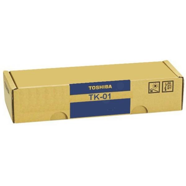Toshiba Toner TK-01 schwarz 01462031