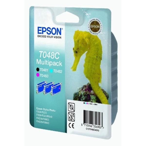 Epson Tintenpatrone T048C cyan C13T048C4010