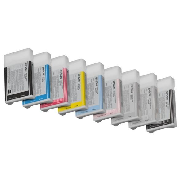Epson Tintenpatrone T6034 gelb C13T603400