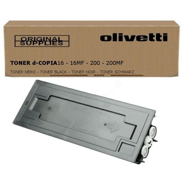 Olivetti Toner B0446 schwarz