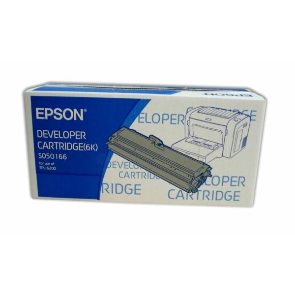 Epson Toner S050166 schwarz C13S050166