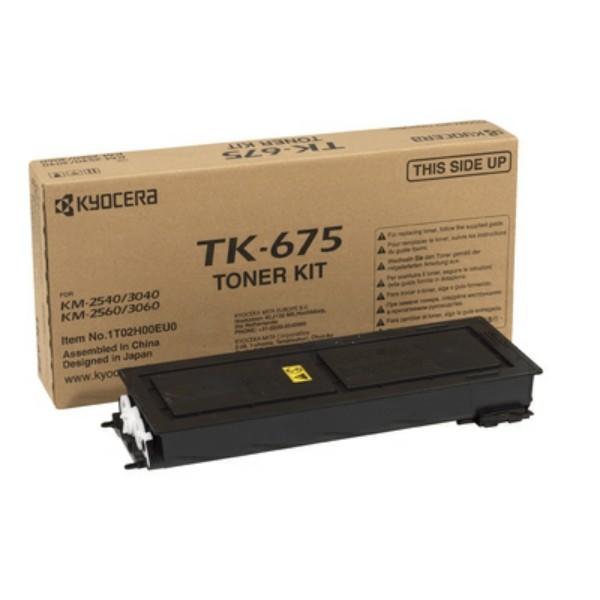 Kyocera/Mita Toner TK-675 schwarz