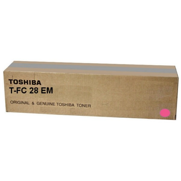 Toshiba Toner T-FC28E-M magenta 6AK00000084