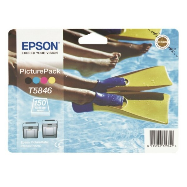 Epson Druckkopf T5846 color C13T584640