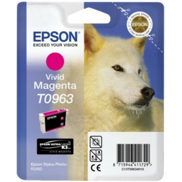 Epson Tintenpatrone T0963 magenta C13T09634010