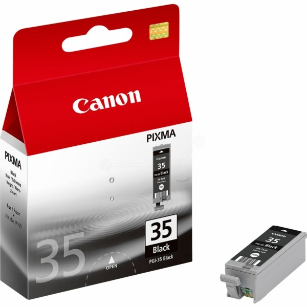 Canon Tintenpatrone PGI-35 schwarz 1509B001