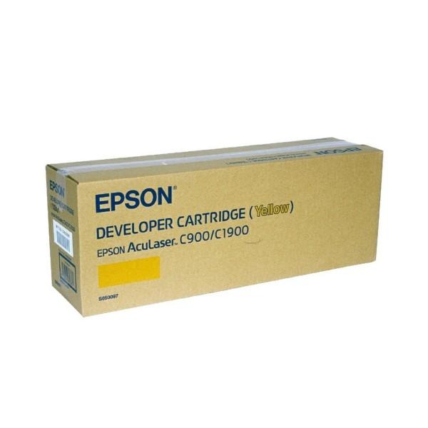 Epson Toner S050097 gelb C13S050097