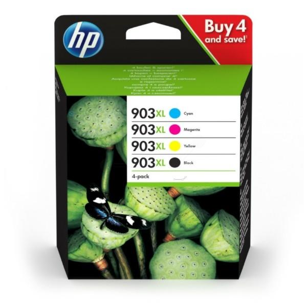 HP Tintenpatrone MultiPack 3HZ51AE 903XL