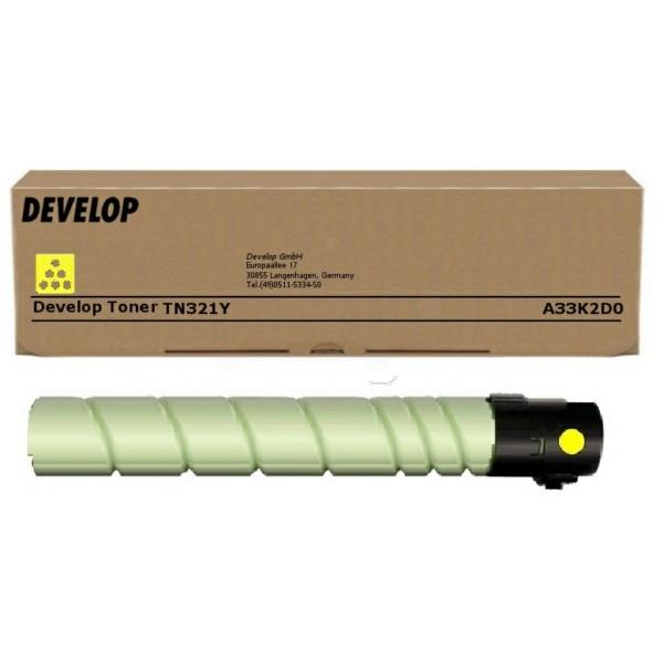 Develop Toner TN-321Y gelb A33K2D0