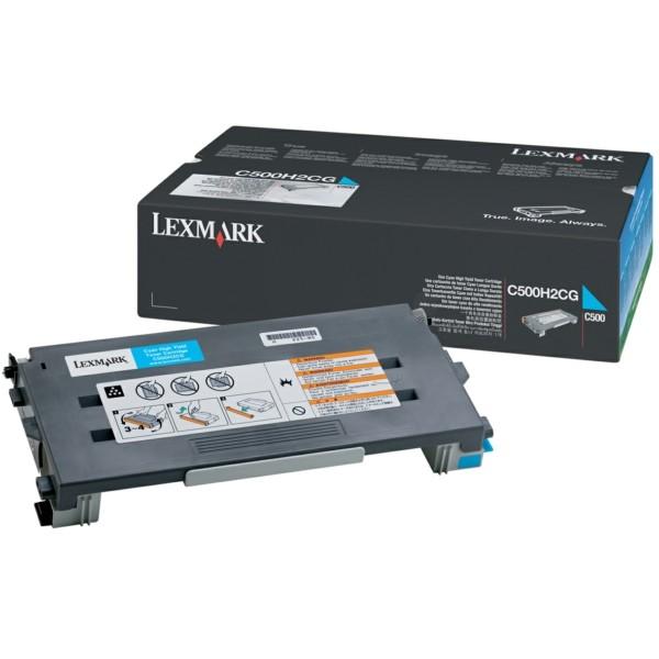 Lexmark Toner C500H2CG cyan
