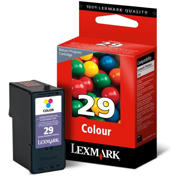 Lexmark Druckkopf Nr. 29 color 18C1429E