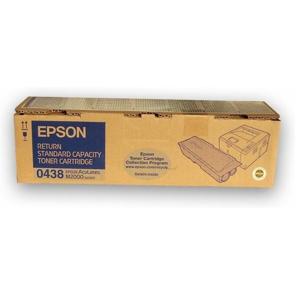 Epson Toner S050438 schwarz C13S050438
