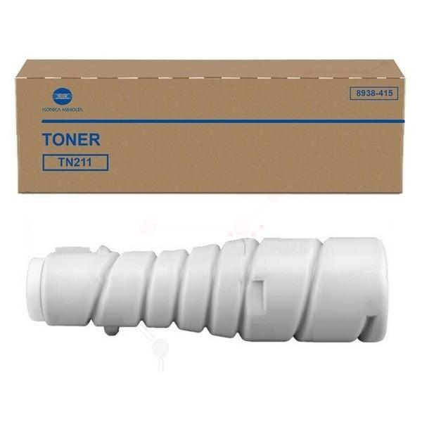 Konica Minolta Toner TN-211 schwarz 8938-415