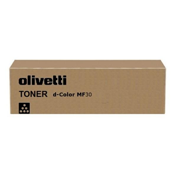 Olivetti Toner B0577 schwarz