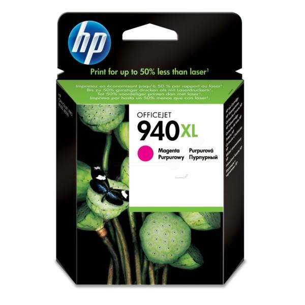 HP Tintenpatrone Nr. 940XL magenta C4908AE