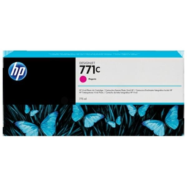 HP Tintenpatrone Nr. 771C magenta B6Y09A